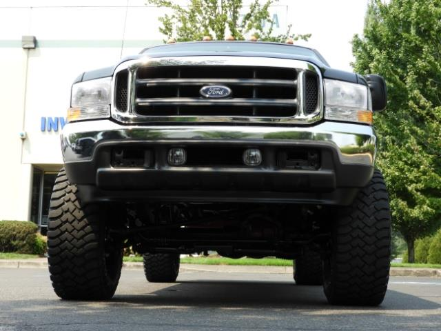 2001 Ford F-250 LARIAT 4X4 CREW CAB / 7.3 DIESEL / 127Km / LIFTED - Photo 42 - Portland, OR 97217