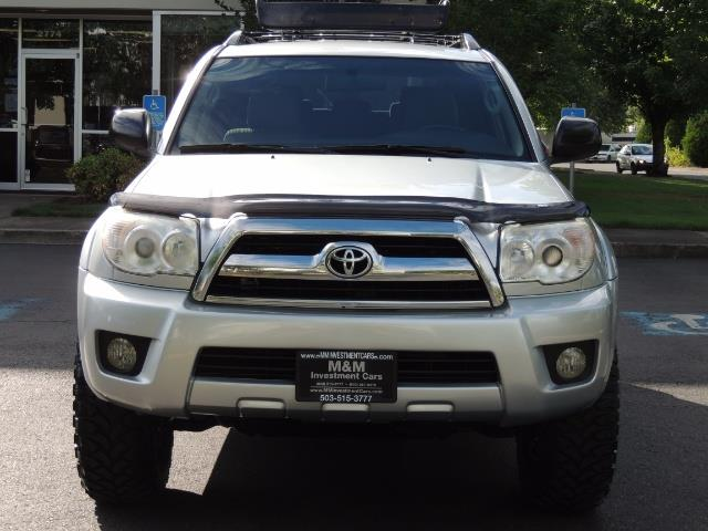 2007 Toyota 4Runner V6 4X4 / 3RD SEAT / DIFF LOCK / 1-OWNER / LIFTED - Photo 5 - Portland, OR 97217