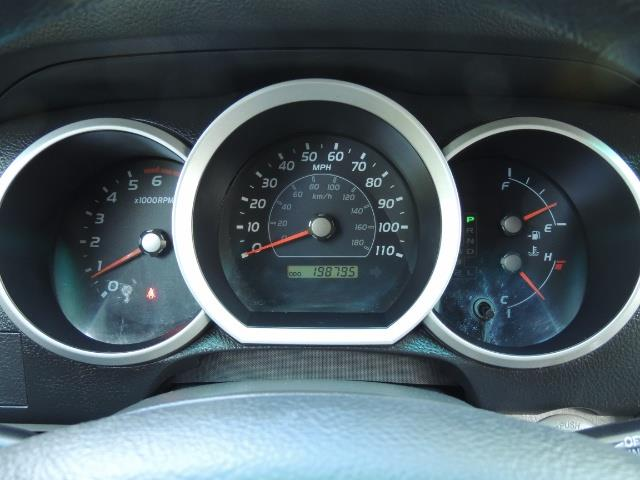 2007 Toyota 4Runner V6 4X4 / 3RD SEAT / DIFF LOCK / 1-OWNER / LIFTED - Photo 39 - Portland, OR 97217