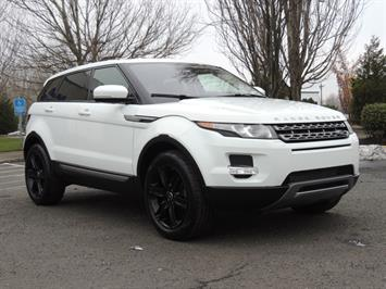 2013 Land Rover Range Rover Evoque Pure Plus / AWD / Navigation / 1-OWNER SUV