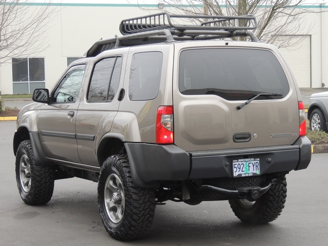 2003 nissan xterra super charge lifted new mud tires 4x4. Black Bedroom Furniture Sets. Home Design Ideas