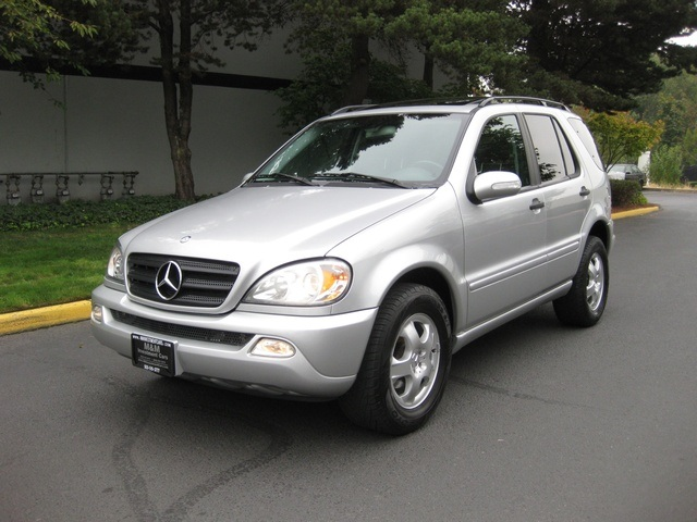 2003 mercedes benz ml320 awd luxury sport utility for 2003 mercedes benz ml320