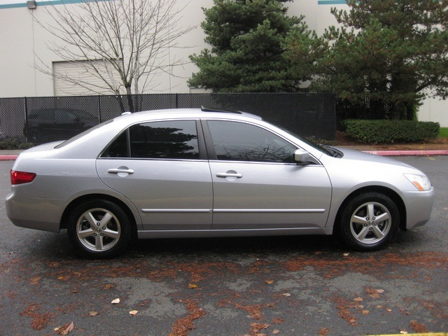 2005 honda accord ex w leather moonroof 5 speed manual. Black Bedroom Furniture Sets. Home Design Ideas