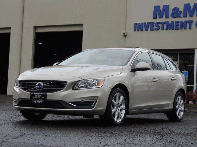 2017 Volvo V60 T5 Premier/ Leather / Heated Seats / Navigation - Photo 44 - Portland, OR 97217