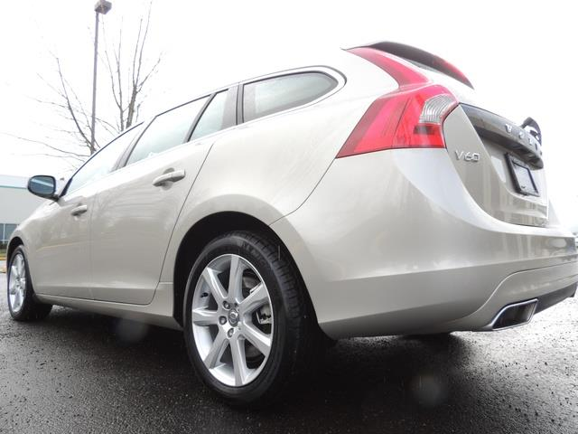 2017 Volvo V60 T5 Premier/ Leather / Heated Seats / Navigation - Photo 9 - Portland, OR 97217