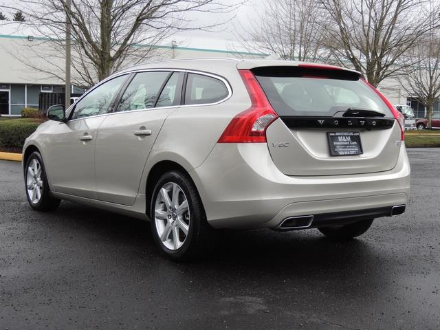 2017 Volvo V60 T5 Premier/ Leather / Heated Seats / Navigation - Photo 7 - Portland, OR 97217