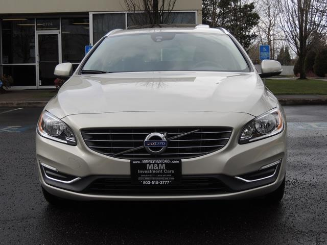 2017 Volvo V60 T5 Premier/ Leather / Heated Seats / Navigation - Photo 5 - Portland, OR 97217