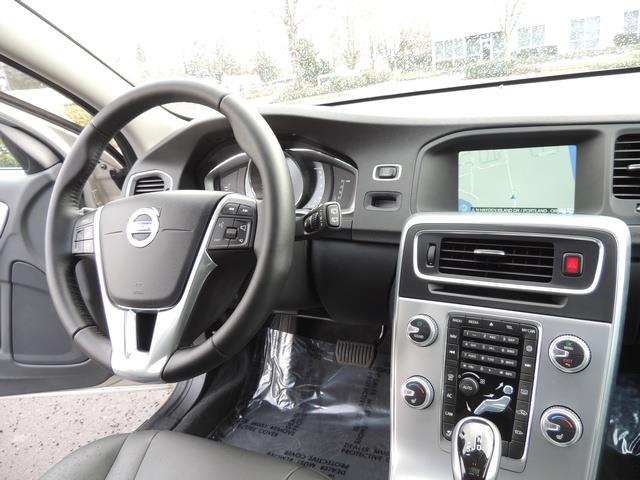 2017 Volvo V60 T5 Premier/ Leather / Heated Seats / Navigation - Photo 19 - Portland, OR 97217