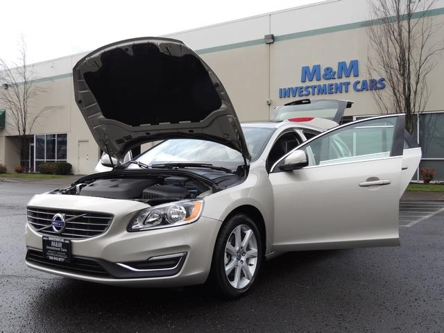 2017 Volvo V60 T5 Premier/ Leather / Heated Seats / Navigation - Photo 25 - Portland, OR 97217