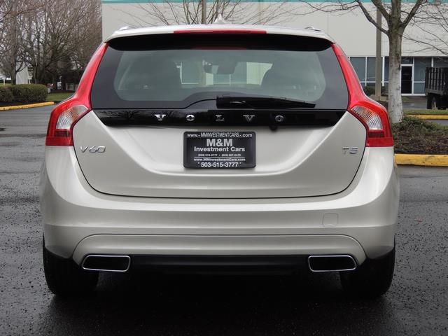 2017 Volvo V60 T5 Premier/ Leather / Heated Seats / Navigation - Photo 6 - Portland, OR 97217
