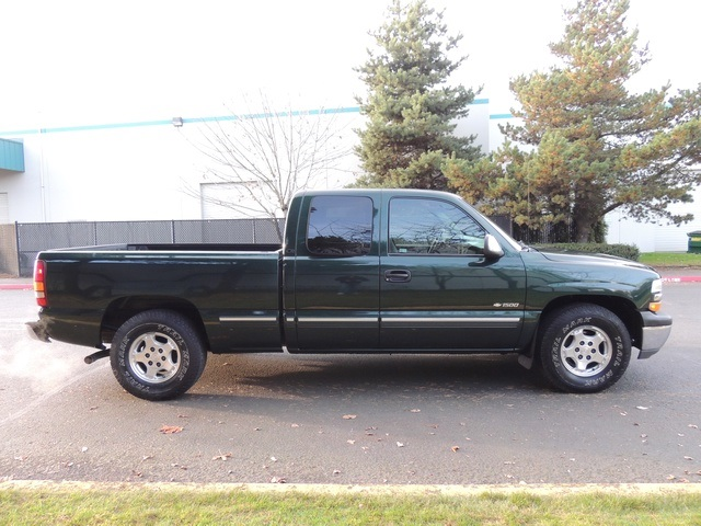 2002 chevrolet silverado 1500 ls xtra cab 4 door 2wd 1 owner excel cond. Black Bedroom Furniture Sets. Home Design Ideas
