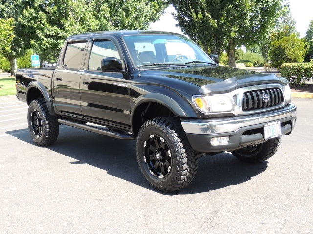 2001 toyota tacoma double cab 4x4 v6 timing belt done lifted. Black Bedroom Furniture Sets. Home Design Ideas