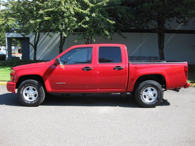 cars for sale 2005 chevrolet colorado ls in fairless autos post. Black Bedroom Furniture Sets. Home Design Ideas