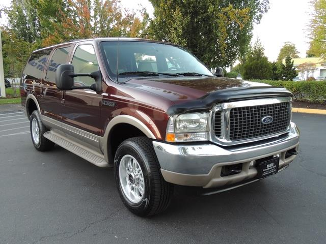 2001 Ford Excursion Limited    4x4    Leather    7 3l Diesel