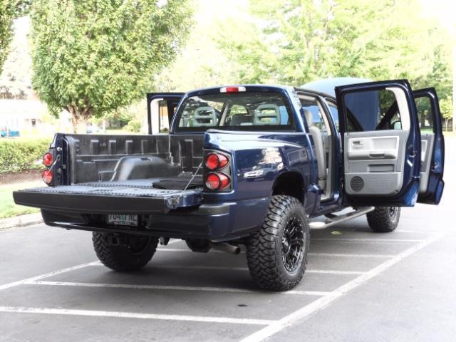 2007 Dodge Dakota Quad Cab / 4X4 / NEW WHEELS+TIRES / LIFTED !! - Photo 28 - Portland, OR 97217