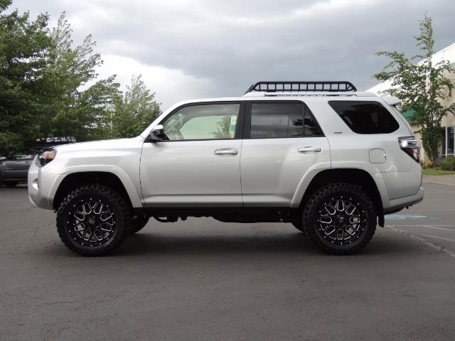2016 Toyota 4Runner SR5 SPORT SUV 4WD V6 / 3RD SEATS REAR CAM / LIFTED - Photo 3 - Portland, OR 97217