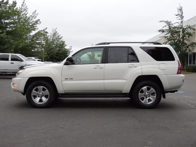 2003 Toyota 4Runner SR5 4WD 109K Miles / Moon Roof / TimingBelt Done - Photo 4 - Portland, OR 97217