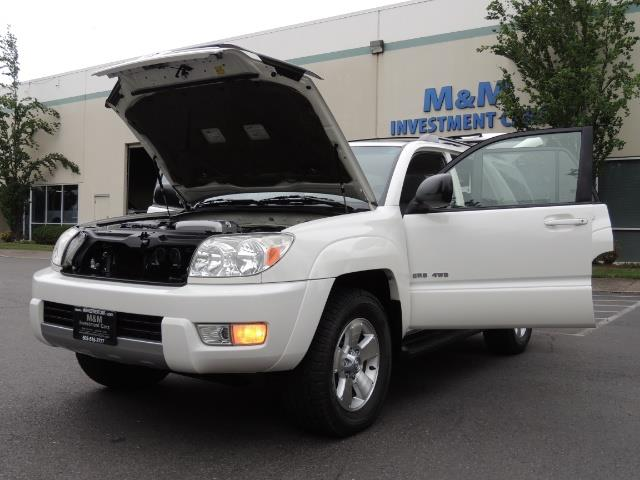 2003 Toyota 4Runner SR5 4WD 109K Miles / Moon Roof / TimingBelt Done - Photo 25 - Portland, OR 97217