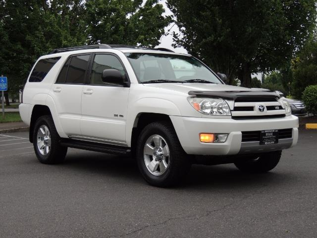 2003 Toyota 4Runner SR5 4WD 109K Miles / Moon Roof / TimingBelt Done - Photo 2 - Portland, OR 97217