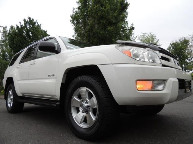 2003 Toyota 4Runner SR5 4WD 109K Miles / Moon Roof / TimingBelt Done - Photo 21 - Portland, OR 97217