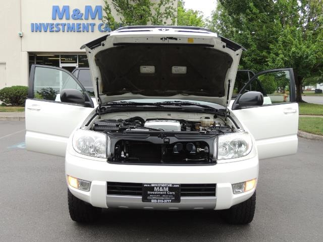 2003 Toyota 4Runner SR5 4WD 109K Miles / Moon Roof / TimingBelt Done - Photo 30 - Portland, OR 97217