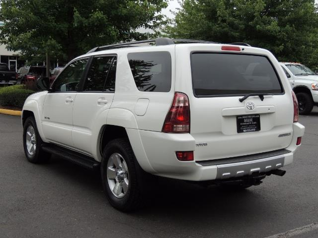 2003 Toyota 4Runner SR5 4WD 109K Miles / Moon Roof / TimingBelt Done - Photo 6 - Portland, OR 97217