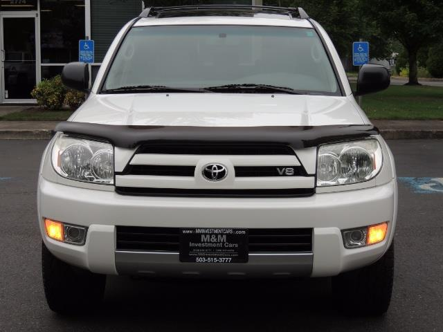 2003 Toyota 4Runner SR5 4WD 109K Miles / Moon Roof / TimingBelt Done - Photo 5 - Portland, OR 97217