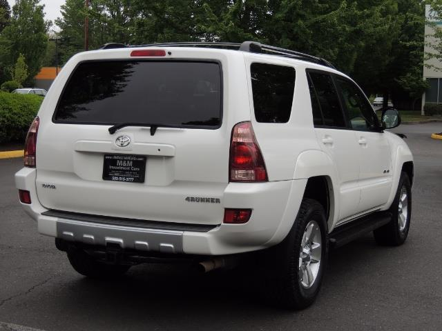 2003 Toyota 4Runner SR5 4WD 109K Miles / Moon Roof / TimingBelt Done - Photo 8 - Portland, OR 97217