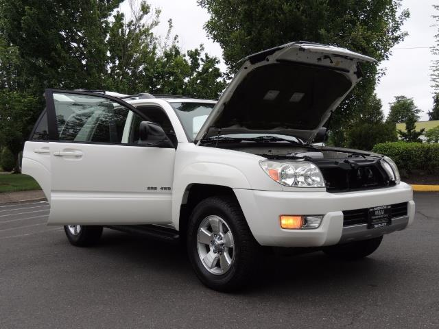 2003 Toyota 4Runner SR5 4WD 109K Miles / Moon Roof / TimingBelt Done - Photo 29 - Portland, OR 97217