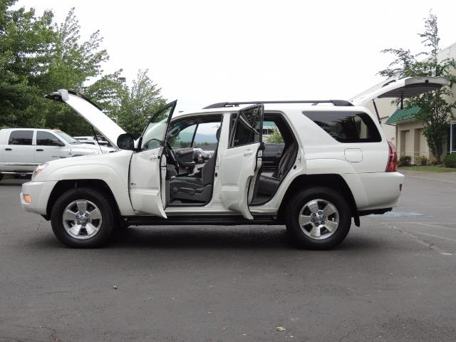 2003 Toyota 4Runner SR5 4WD 109K Miles / Moon Roof / TimingBelt Done - Photo 9 - Portland, OR 97217