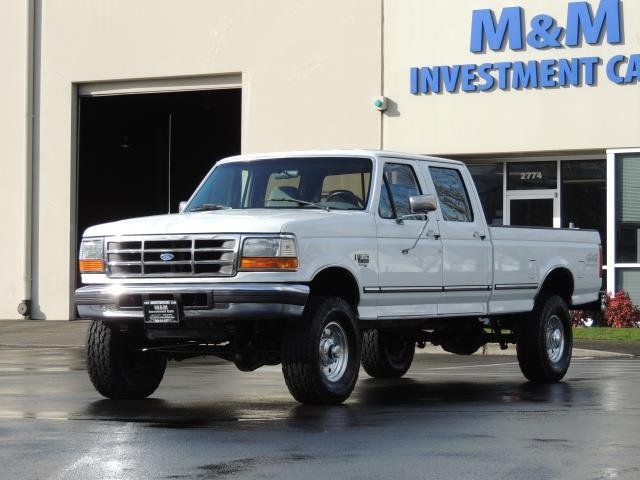 97 Ford F350 7 3 Turbo Diesel Crew Cab For Sale | Autos Post