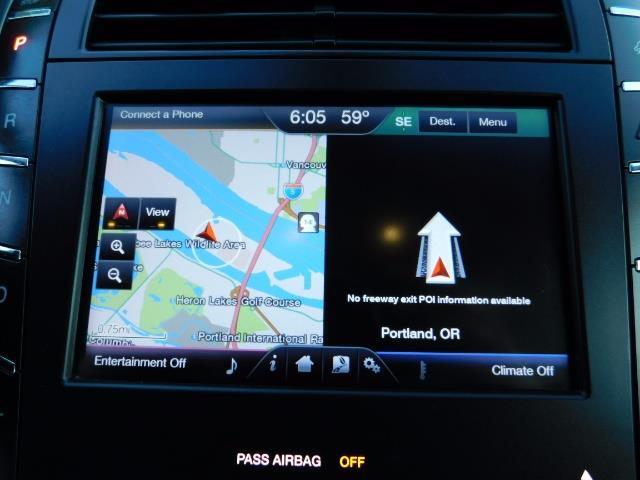 2013 Lincoln MKZ Hybrid Hybrid Sedan / Nav / Parking assist / 1-OWNER - Photo 38 - Portland, OR 97217