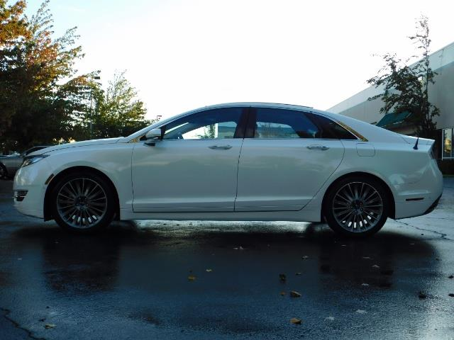 2013 Lincoln MKZ Hybrid Hybrid Sedan / Nav / Parking assist / 1-OWNER - Photo 3 - Portland, OR 97217