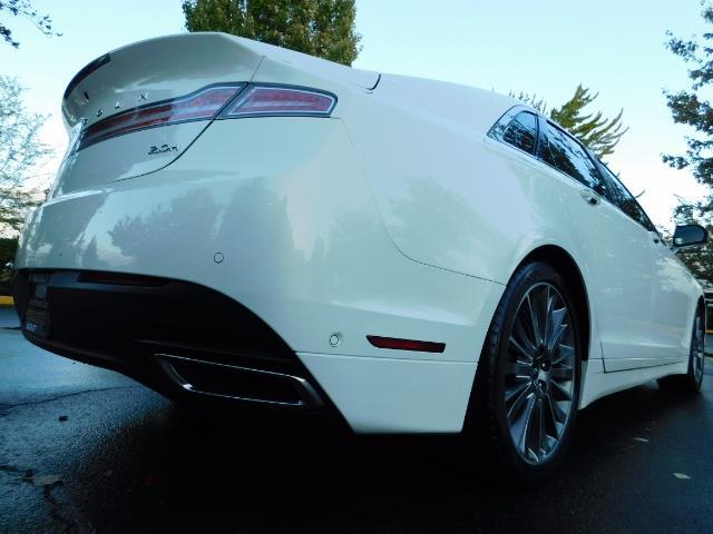 2013 Lincoln MKZ Hybrid Hybrid Sedan / Nav / Parking assist / 1-OWNER - Photo 12 - Portland, OR 97217