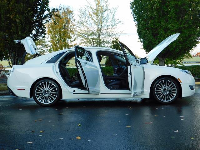 2013 Lincoln MKZ Hybrid Hybrid Sedan / Nav / Parking assist / 1-OWNER - Photo 31 - Portland, OR 97217