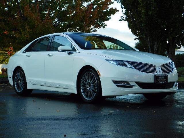 2013 Lincoln MKZ Hybrid Hybrid Sedan / Nav / Parking assist / 1-OWNER - Photo 2 - Portland, OR 97217