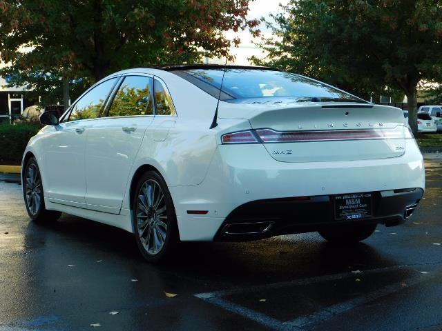 2013 Lincoln MKZ Hybrid Hybrid Sedan / Nav / Parking assist / 1-OWNER - Photo 7 - Portland, OR 97217