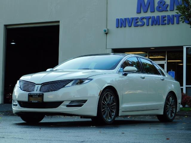 2013 Lincoln MKZ Hybrid Hybrid Sedan / Nav / Parking assist / 1-OWNER - Photo 1 - Portland, OR 97217