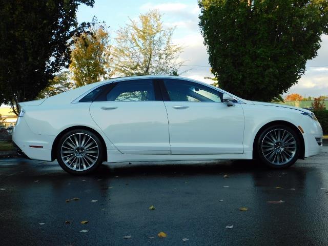 2013 Lincoln MKZ Hybrid Hybrid Sedan / Nav / Parking assist / 1-OWNER - Photo 4 - Portland, OR 97217