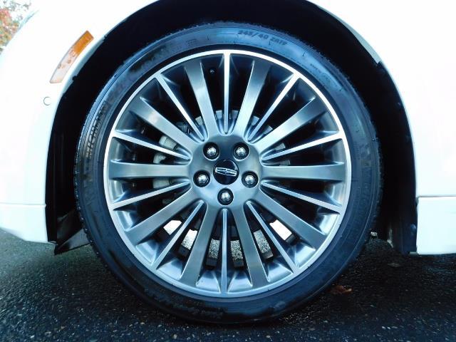 2013 Lincoln MKZ Hybrid Hybrid Sedan / Nav / Parking assist / 1-OWNER - Photo 23 - Portland, OR 97217
