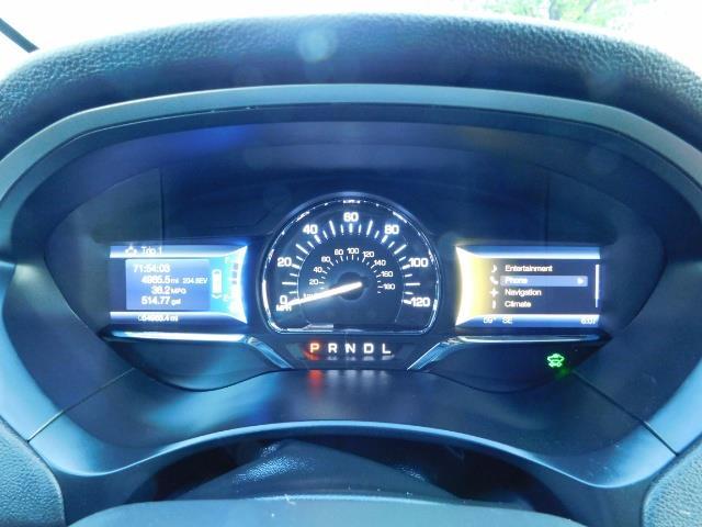 2013 Lincoln MKZ Hybrid Hybrid Sedan / Nav / Parking assist / 1-OWNER - Photo 41 - Portland, OR 97217