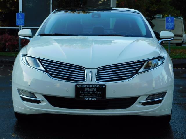 2013 Lincoln MKZ Hybrid Hybrid Sedan / Nav / Parking assist / 1-OWNER - Photo 5 - Portland, OR 97217