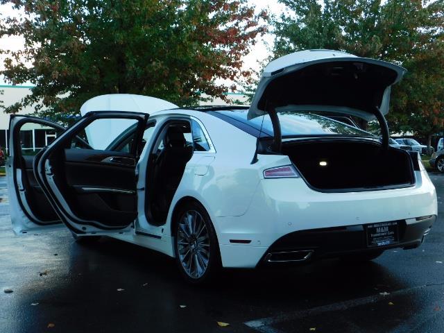 2013 Lincoln MKZ Hybrid Hybrid Sedan / Nav / Parking assist / 1-OWNER - Photo 27 - Portland, OR 97217
