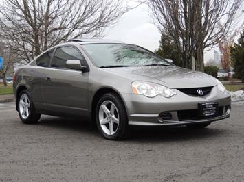2002 Acura RSX w/Leather / Sunroof / 5-SPEED / Excel Cond Hatchback