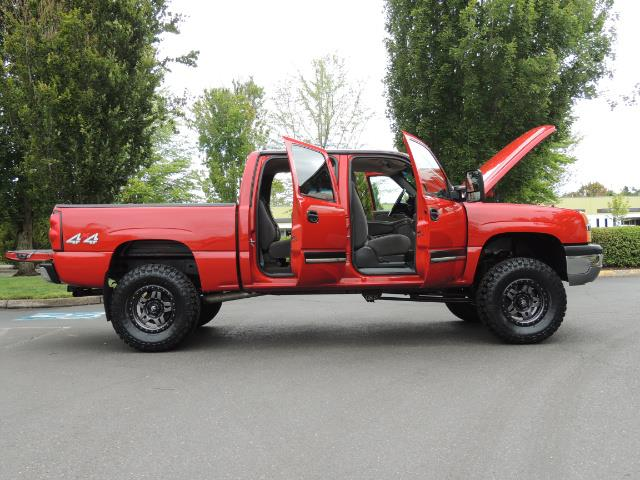 2005 Chevrolet Silverado 1500 LS 4dr Crew Cab / 4X4 / Z71 OFF RD / LIFTED LIFTED - Photo 30 - Portland, OR 97217