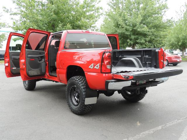 2005 Chevrolet Silverado 1500 LS 4dr Crew Cab / 4X4 / Z71 OFF RD / LIFTED LIFTED - Photo 27 - Portland, OR 97217