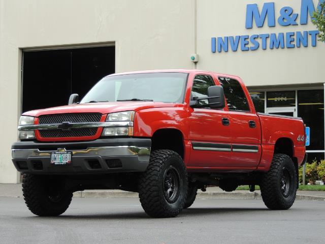 2005 Chevrolet Silverado 1500 LS 4dr Crew Cab / 4X4 / Z71 OFF RD / LIFTED LIFTED - Photo 45 - Portland, OR 97217