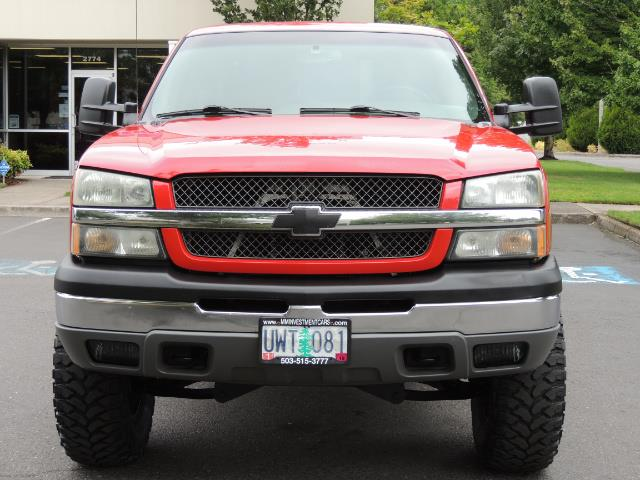 2005 Chevrolet Silverado 1500 LS 4dr Crew Cab / 4X4 / Z71 OFF RD / LIFTED LIFTED - Photo 5 - Portland, OR 97217