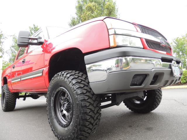 2005 Chevrolet Silverado 1500 LS 4dr Crew Cab / 4X4 / Z71 OFF RD / LIFTED LIFTED - Photo 10 - Portland, OR 97217