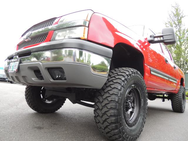 2005 Chevrolet Silverado 1500 LS 4dr Crew Cab / 4X4 / Z71 OFF RD / LIFTED LIFTED - Photo 9 - Portland, OR 97217